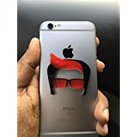 The Logo Man Chitti 3.0 3D Emblem Decal Mobile Phone Sticker Logo