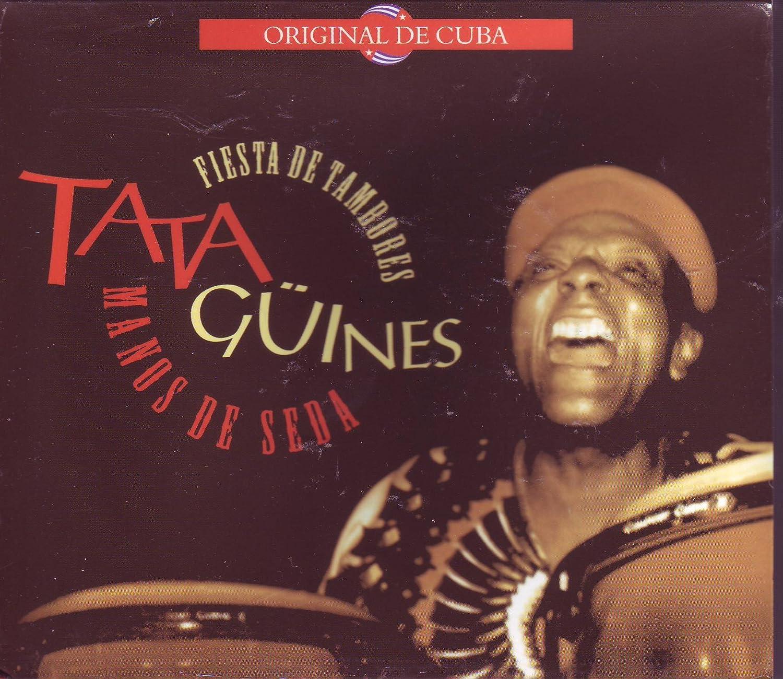 Tata Guines - Fiesta de Tambores / Manos de Seda - Amazon.com Music
