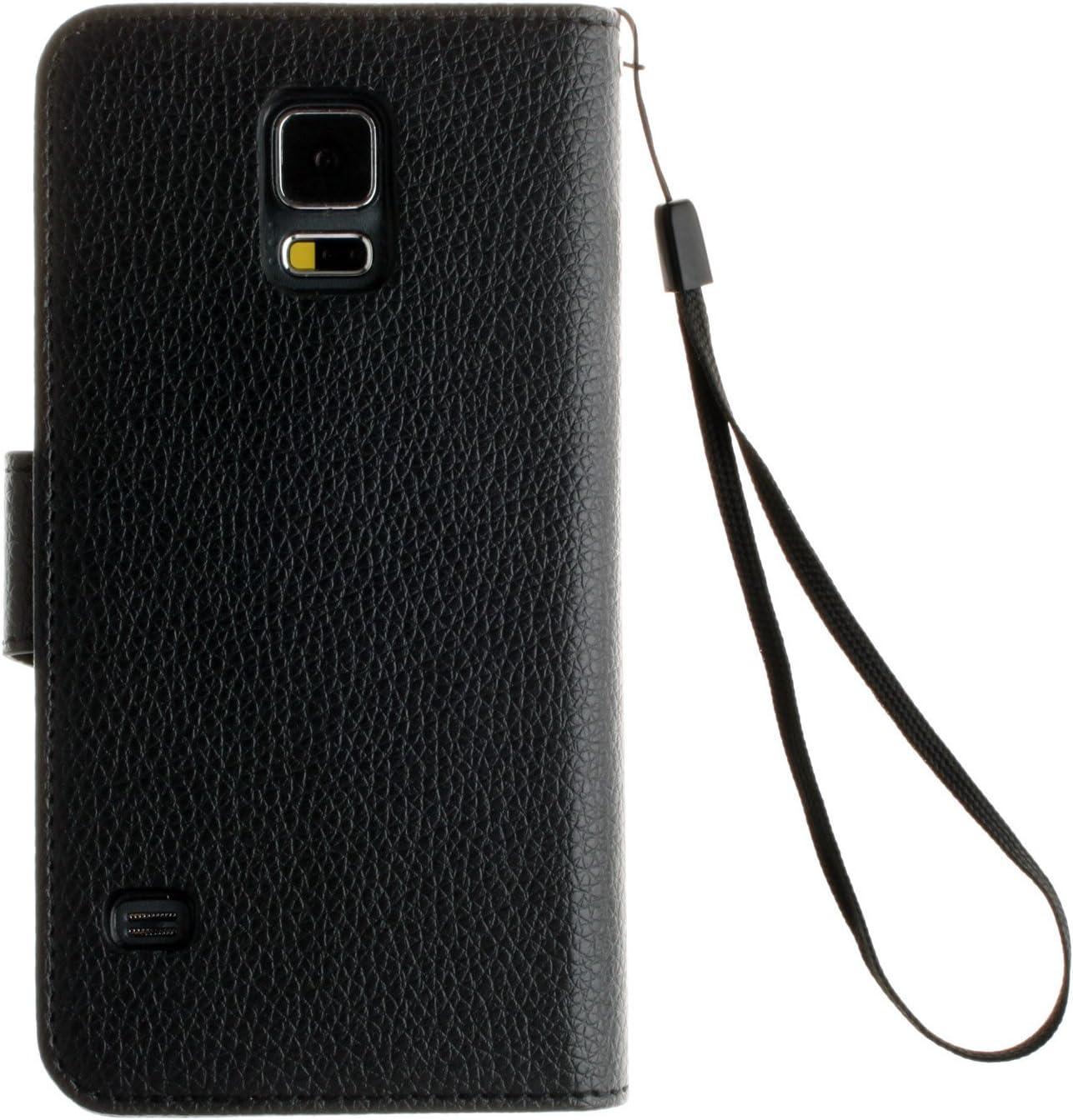 Coque Samsung Galaxy S5 Mini,Étui à Clapet Samsung Galaxy S5 Mini ...