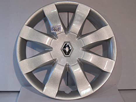 """Renault Clio, Scenic, MEGANE, MODUS 15 """"wheeltrim, borde de la"""