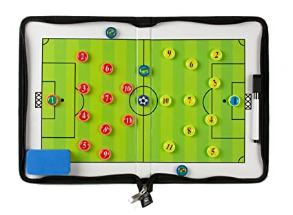 Amazon.com: Coaches Vision - Tabla de entrenar para fútbol ...