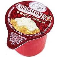 International Delight Mini Cold Stone Creamery Sweet Cream Coffee Creamer Singles (7/16 Fl Oz Each), 50 Count Bulk Pack