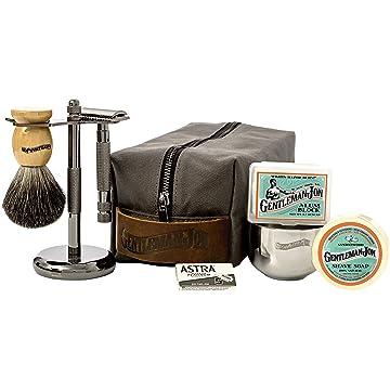 reliable Gentleman Jon Deluxe Wet Shave Kit