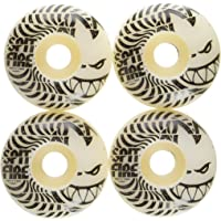 Spitfire Low Downs Wheels White 99D 54mm