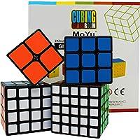 MoYu Cube Set 2x2x2 - 3x3x3 - 4x4x4