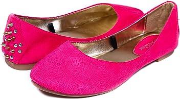ca16981108 Pink Label Women s Fashion Flat Shoe