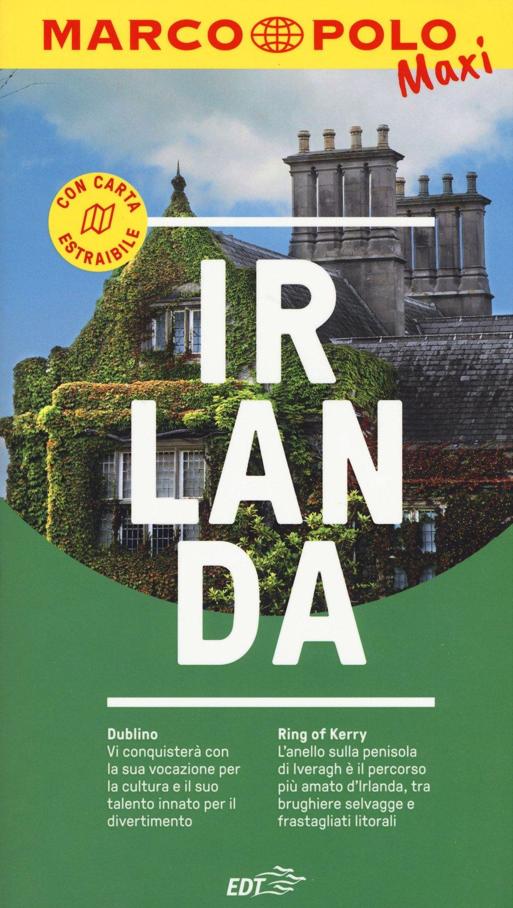 Irlanda. Con atlante stradale (Guide Marco Polo): Amazon.es: S ...