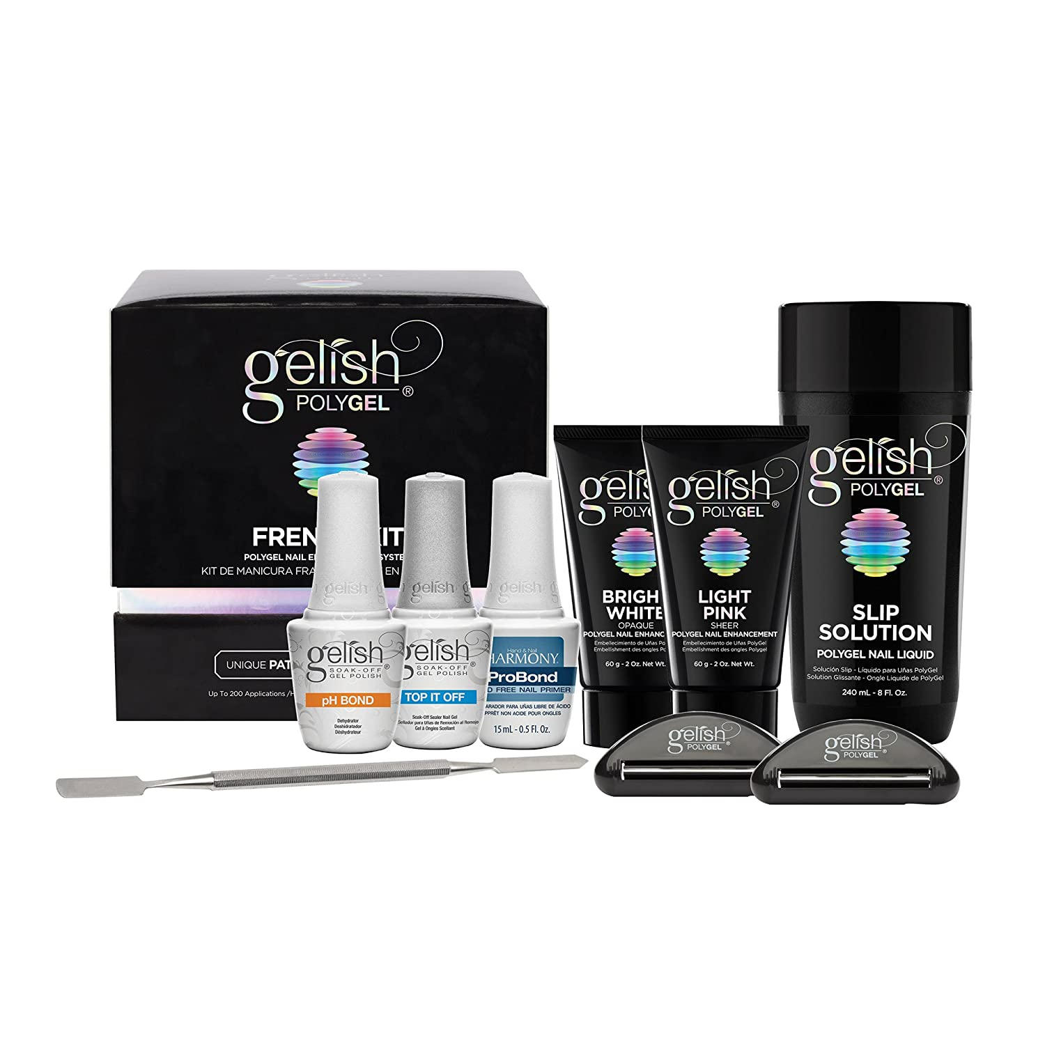 Gelish Gelish polygel french kit, 1 count