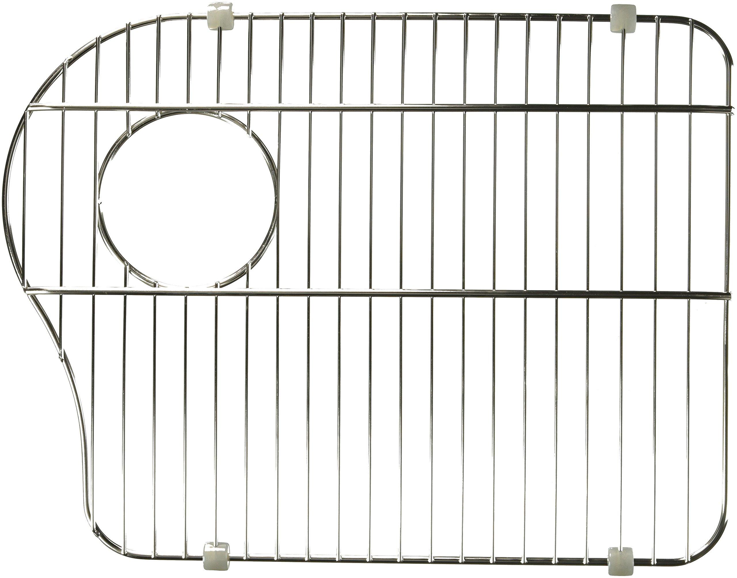 Kohler 5133-ST Hartland Stainless Steel Sink Rack for Left-Hand Bowl