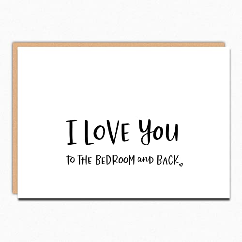 Amazon naughty cards 210 i love you to the bedroom and back naughty cards 210 i love you to the bedroom and back love cards m4hsunfo