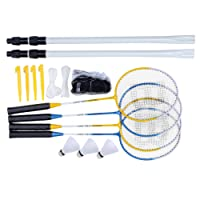 Toyrific 5031470061937 Baseline Set de Badminton 4