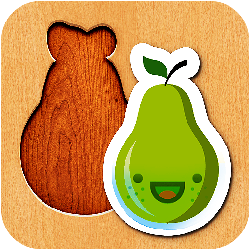 Baby Puzzles - Fruits]()