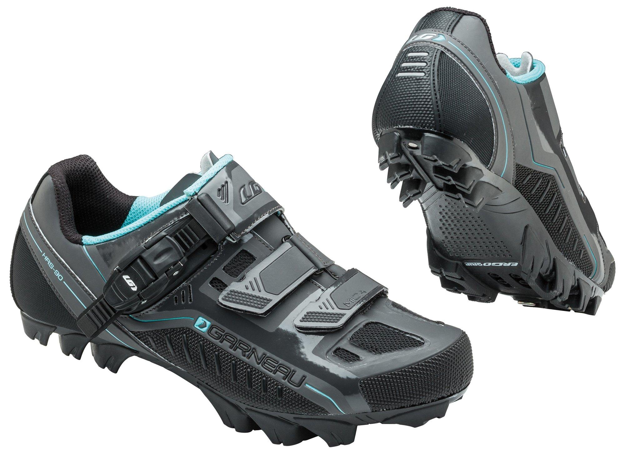 Louis Garneau - Women's Mica Mountain Bike Shoes, Asphalt, 40