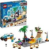 60290 LEGO® City Parque de Skate; Kit de Construção (195 peças)