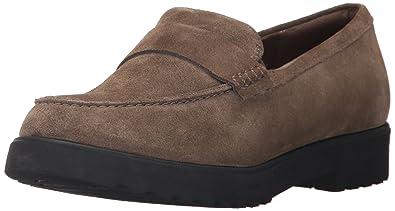 5d6aa3cd56ee38 Amazon.com | CLARKS Women's Bellevue Hazen Penny Loafer | Loafers ...