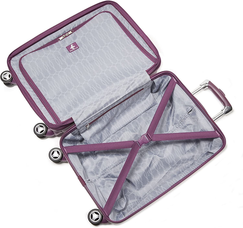 Atlantic Luggage Ultra Lite 25 Exp Hardside Spinner Turquoise