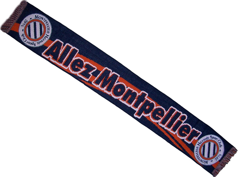Official Scarf – MHSC Montpellier Hérault Football League 1