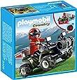 Playmobil Vida en la Montaña - Quad rescate de montaña (5429)