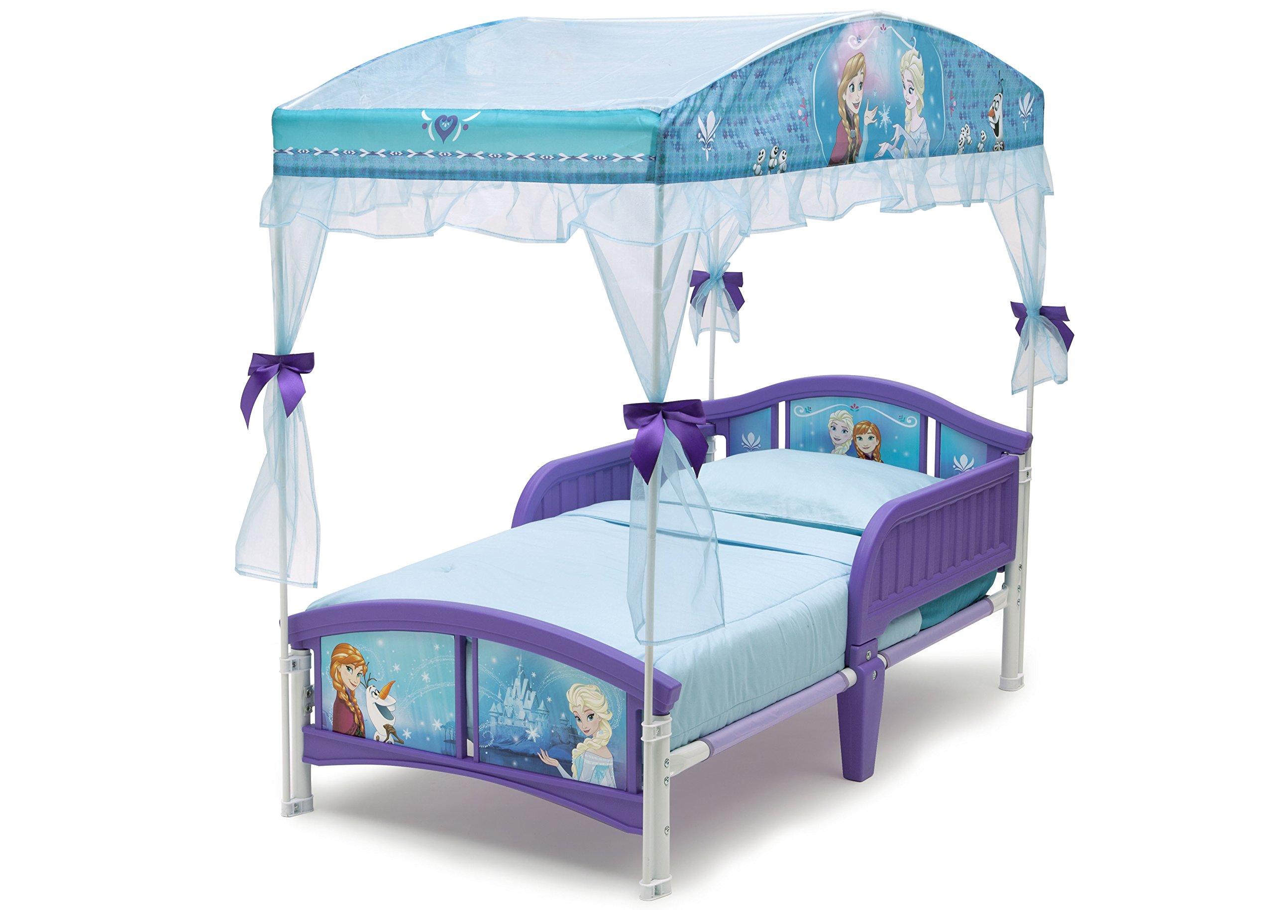 Delta Children Canopy Toddler Bed, Disney Frozen by Delta Children (Image #2)