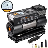 Tacklife 12-volt Digital Air Compressor Pump/Tire Inflator