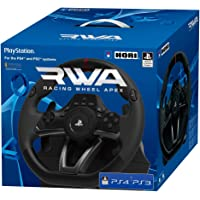 Hori Steering Wheel For PlayStation 4
