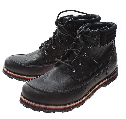 1445cec97 THE NORTH FACE Men's Bridgeton Chukka Boots Size 9 Black: Amazon.ca ...