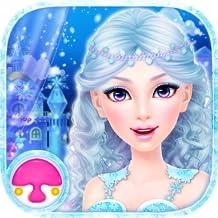 Frozen Princess:Birthday Salon