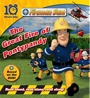 Fireman Sam's Favourite Tales: Story Collection: 9781405261777 ...