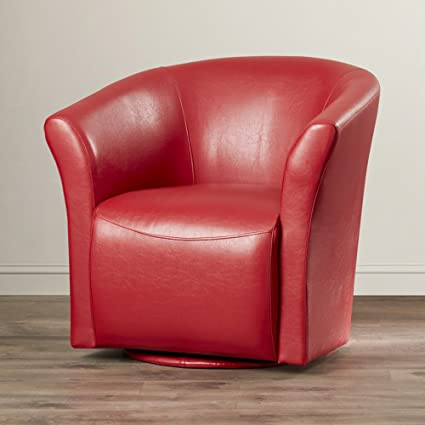 Image Unavailable. Image Not Available For. Color: Swivel Chair With Barrel  Back ...