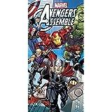 Marvel Comics - The Avengers serviette 70 x 140 cm