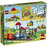 Lego 10508 - DUPLO - Jeu de Construction - Mon Train de Luxe