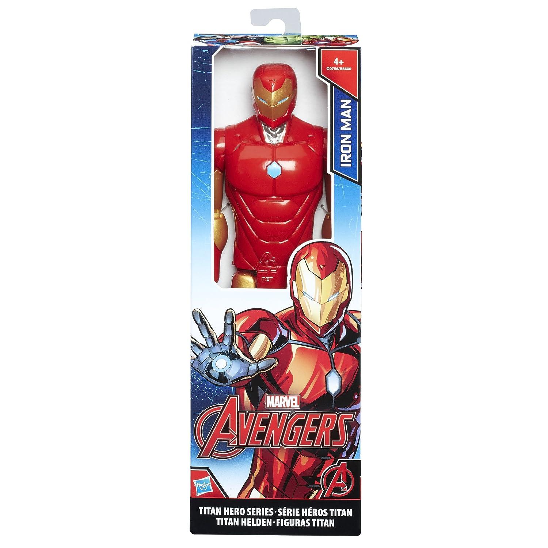 Hasbro Avengers B6534ES6 - Titan Hero Black Widow, Actionfigur The Avengers
