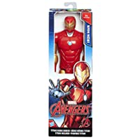 Avengers Titan Hero Personaggio Iron Man, 30 cm