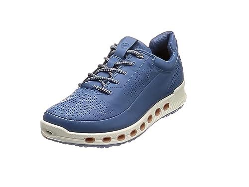 d3b1e431fa6ef2 ECCO Women s Cool 2.0 Low-Top Sneakers  Amazon.co.uk  Shoes   Bags