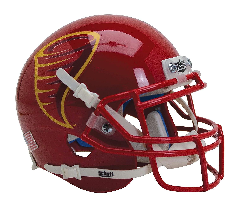 Schutt NCAA Iowa State Cyclones Mini Authentic XP Football Helmet