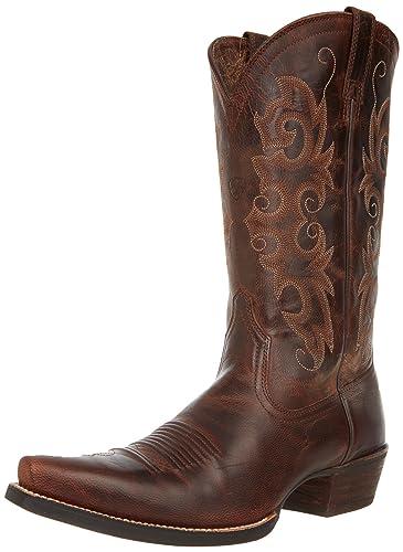 Amazon.com | Ariat Women's Alabama Western Cowboy Boot | Mid-Calf
