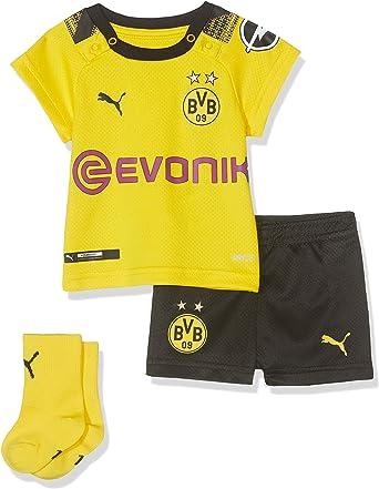 PUMA BVB Home Babykit Socks Evonik with Opel Logo Chándal, Unisex ...