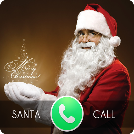 Santa Uses Reindeer (Call From Santa)
