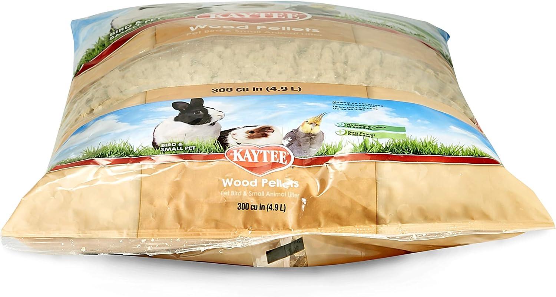 Platinum Plus Premium Wood Pellet Cat Litter Small Animal /& Horse Bedding 15kg