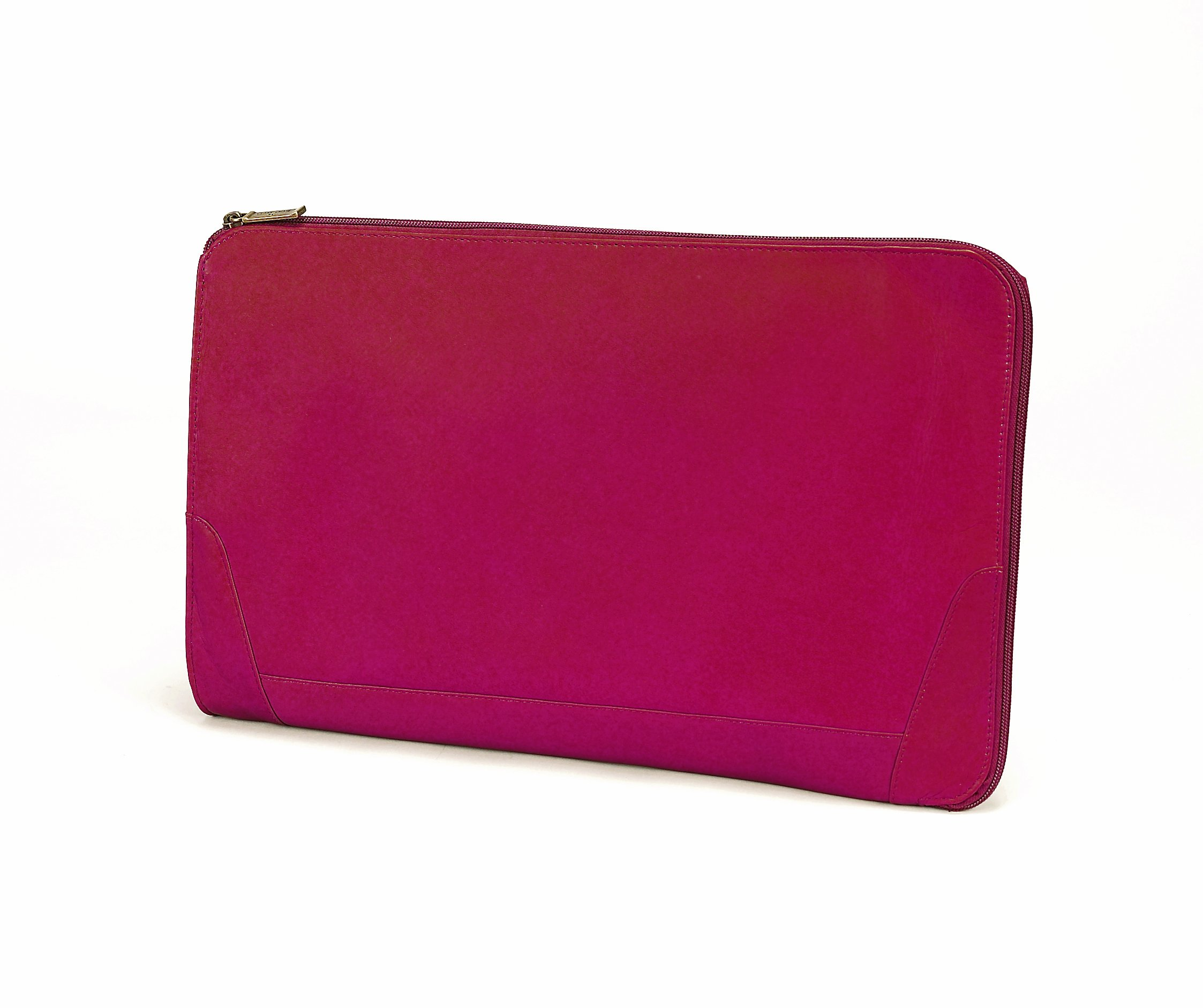 Claire Chase Legal Folio, Red, One Size