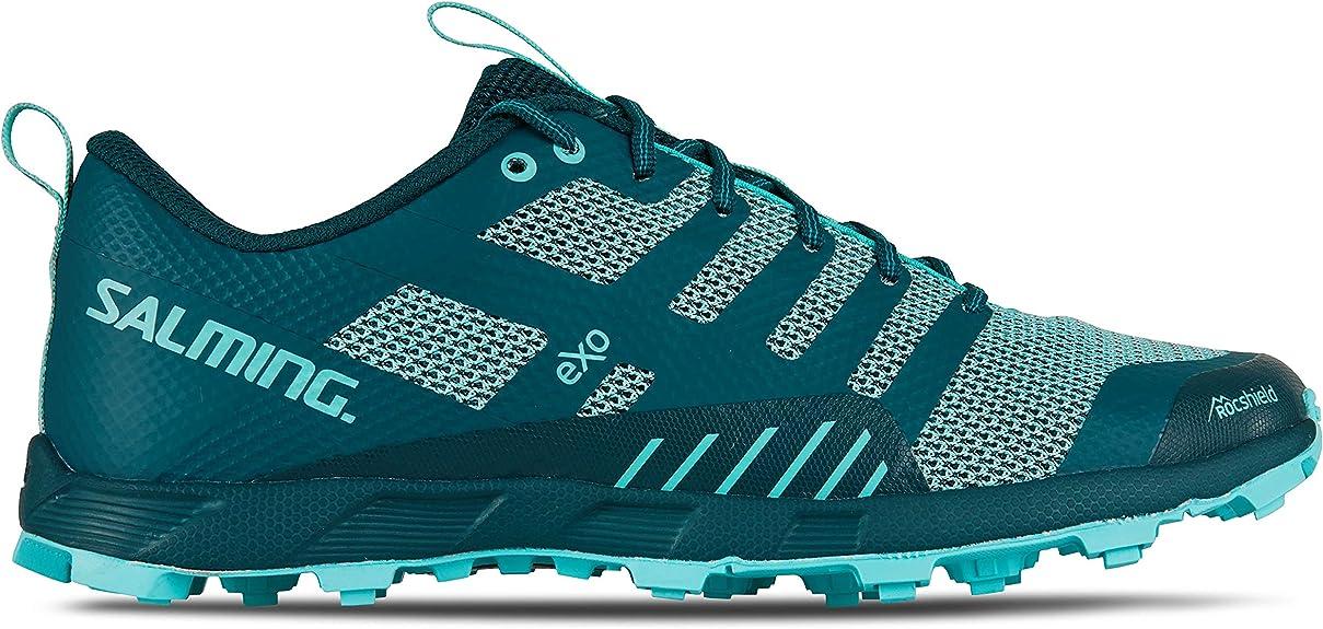 Salming Off Trail - Zapatillas de correr para mujer, color azul: Amazon.es: Zapatos y complementos