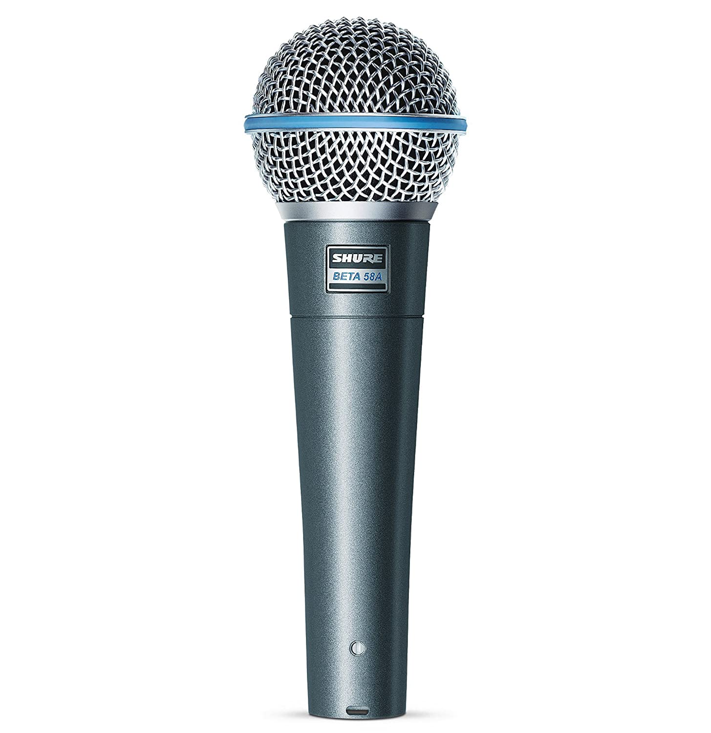 Amazon Shure BETA 58A Supercardioid Dynamic Microphone With High Output Neodymium Element For Vocal Instrument Applications Musical Instruments