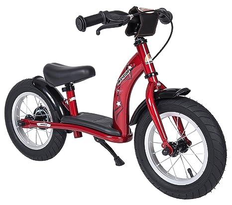 Bikestar Bicicletta Senza Pedali 3 4 Anni Per Bambino Et Bambina Bici Senza Pedali Bambini Con Freno 12 Pollici Classico