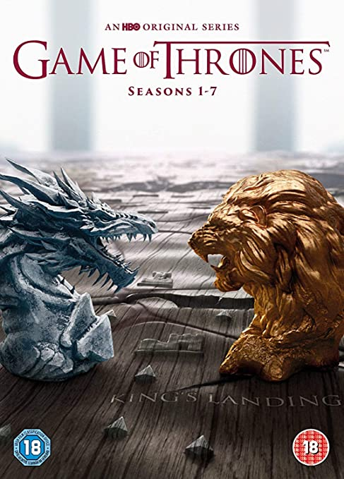 Game Of Thrones Season 1-7 Edizione: Regno Unito Reino Unido DVD: Amazon.es: Cine y Series TV