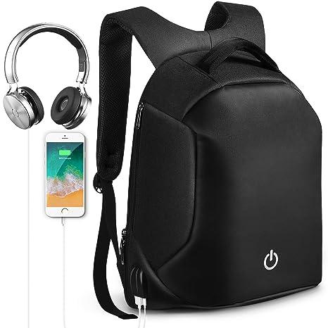 ec1295cca7 Amazon.com  HOMIEE Laptop Backpack