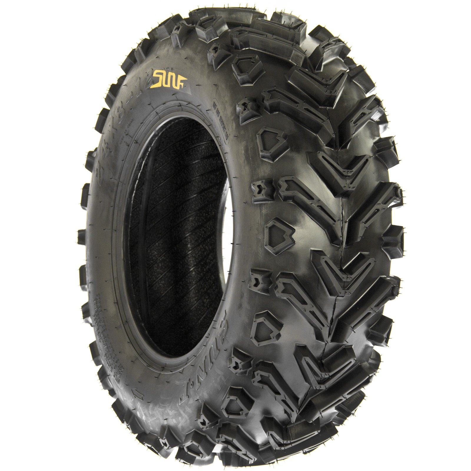 SunF 24x8-12 24x8x12 All Terrain Mud ATV UTV Tires 6 PR A041 (Set pair of 2) by SunF (Image #5)