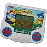 Tiger Electronics Sonic The Hedgehog 3 Electronic LCD Video Game, Retro-Inspired Edition, Handheld 1-Player Game, Ages 8 and