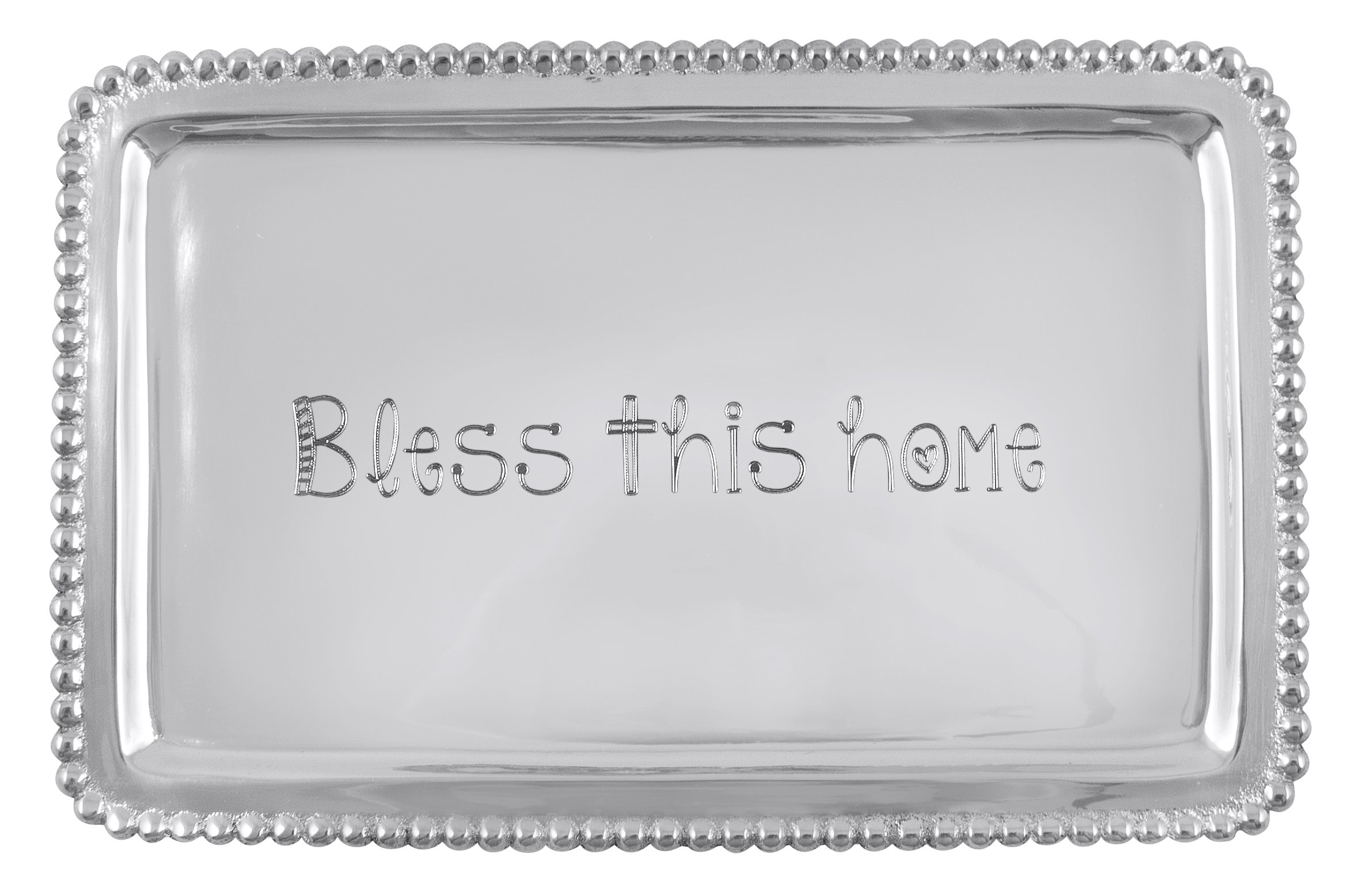 Mariposa Bless this home Buffet Tray