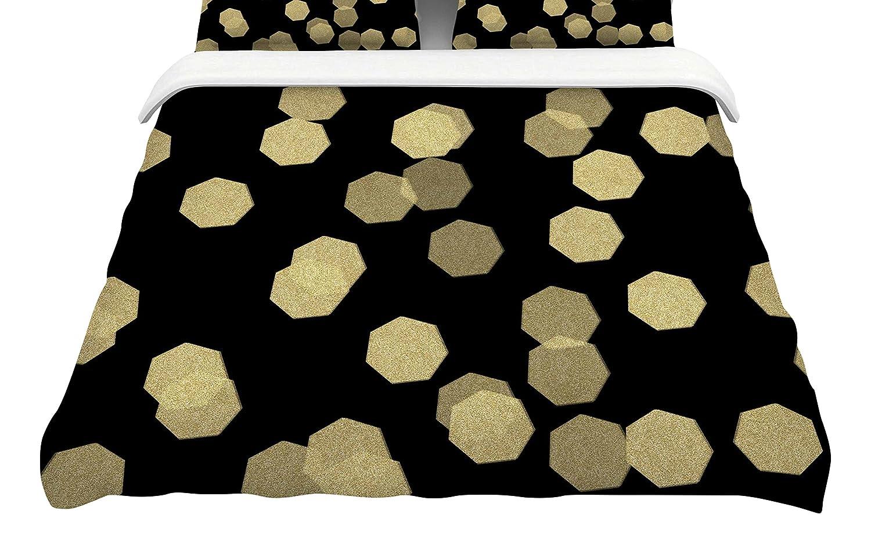 Kess InHouse Mmartabc Boho Skull and Cactus Multicolor Gold Illustration 30 x 20 Pillow Sham
