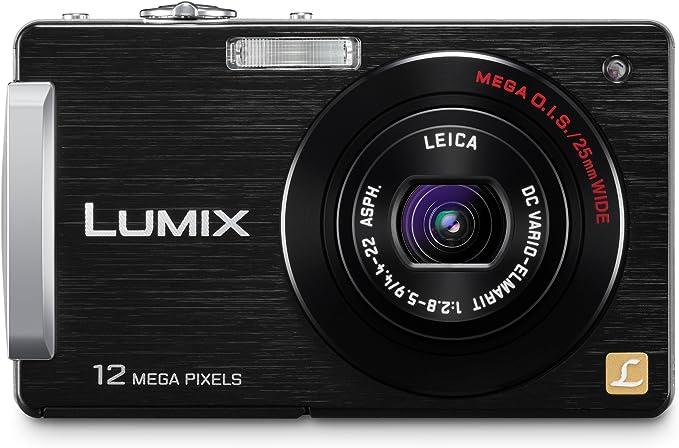 Panasonic FX580 Black product image 5